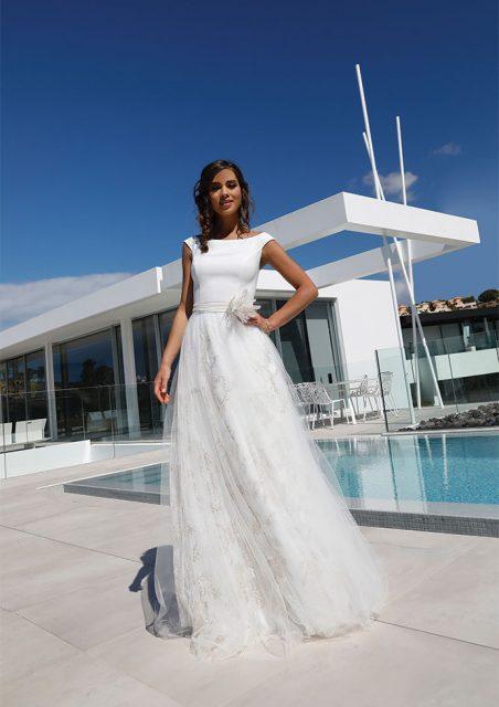 robes de mariées, linea-raffaelli